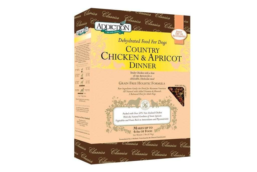 Country Chicken and Apricot Dinner addiction-chountry-chicken-dinner