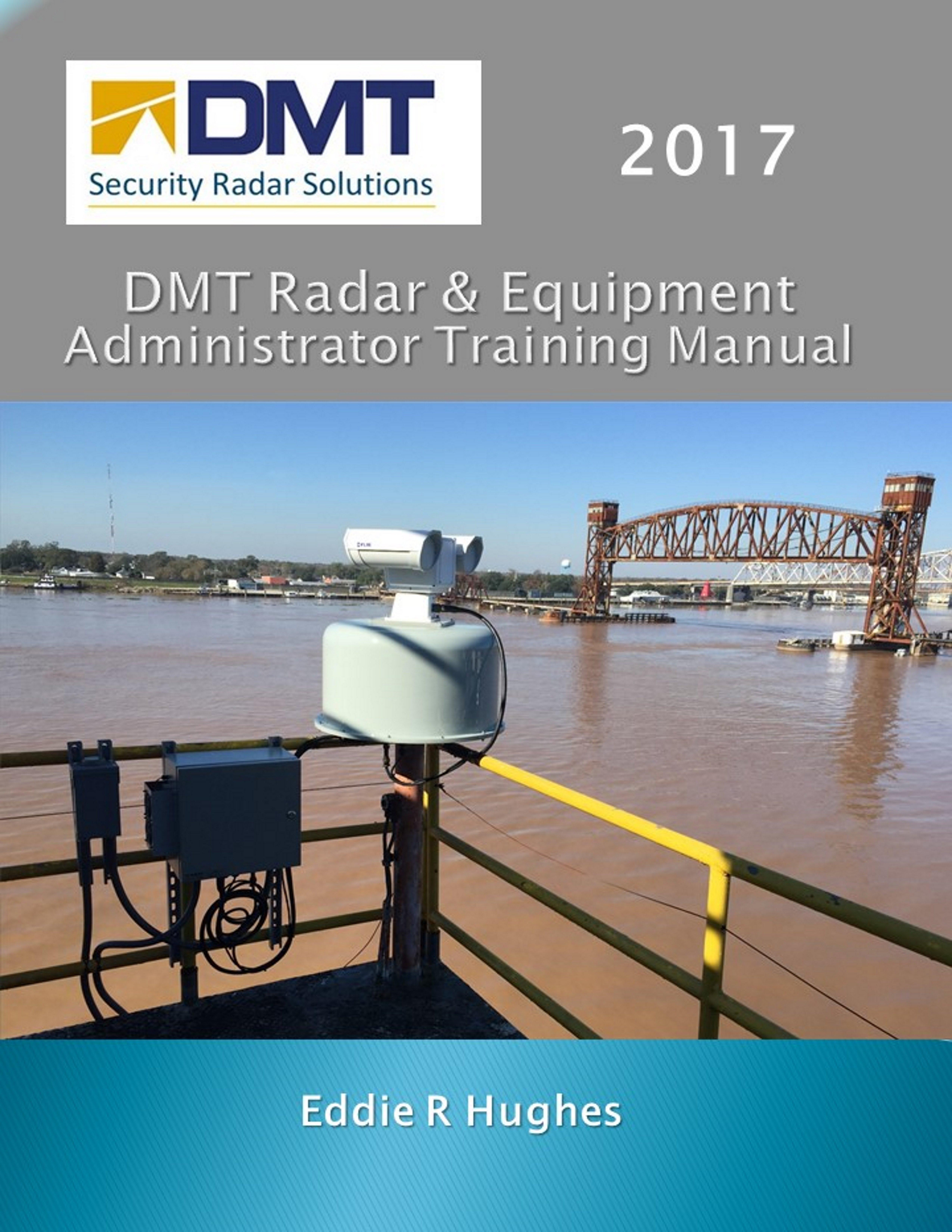DMT Radar & Equipment Administrator Training Manual 00002