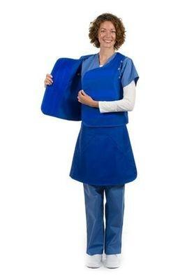 Vest Skirt Combo Apron (BUILT-TO-ORDER)