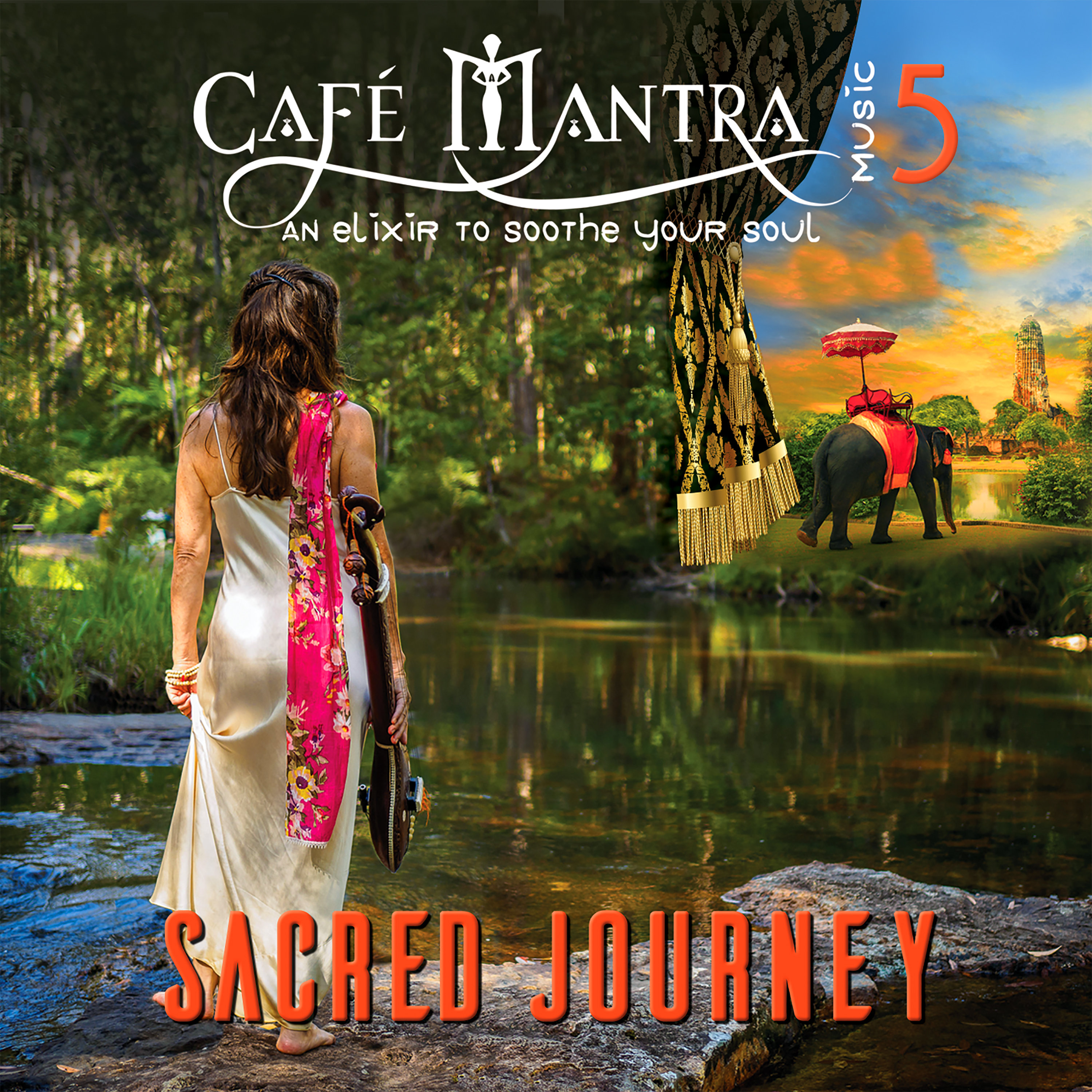 CD Cafe Mantra Music5 Sacred Journey 00004