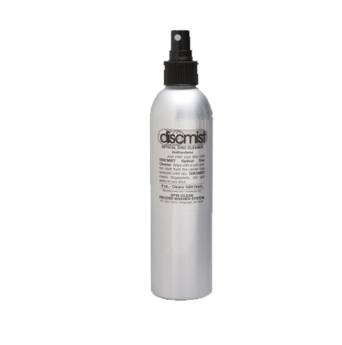 DISCMIST 8 oz. Optical Disc Cleaner DM-8OZ