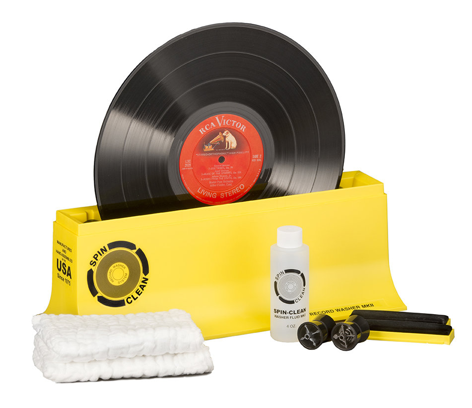 Spin-Clean® Record Washer MKII Complete Kit