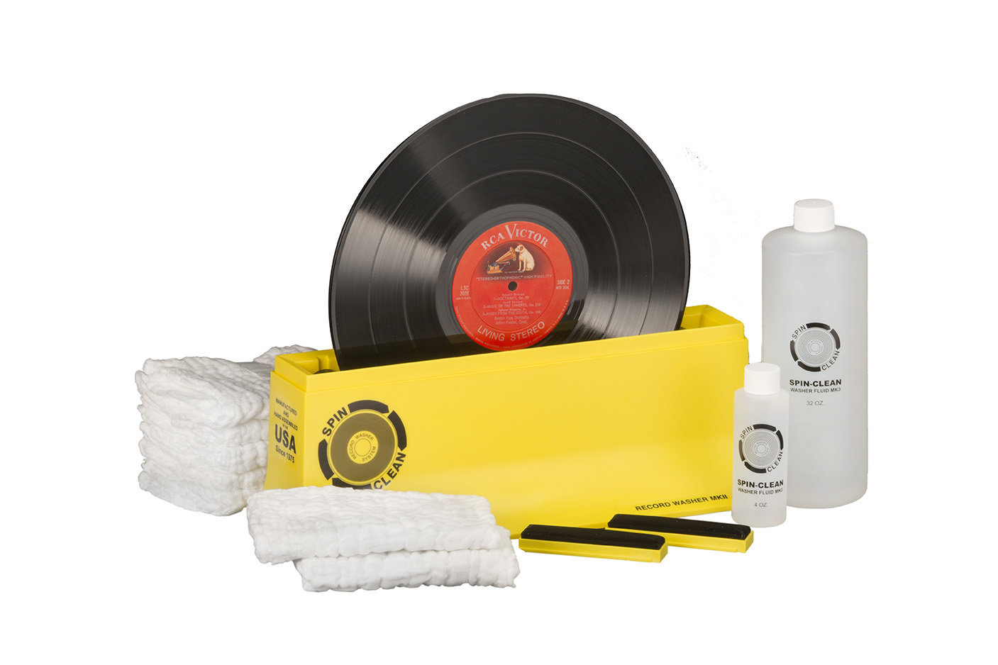 Spin-Clean® Record Washer MKII Deluxe Kit MKII-PKG