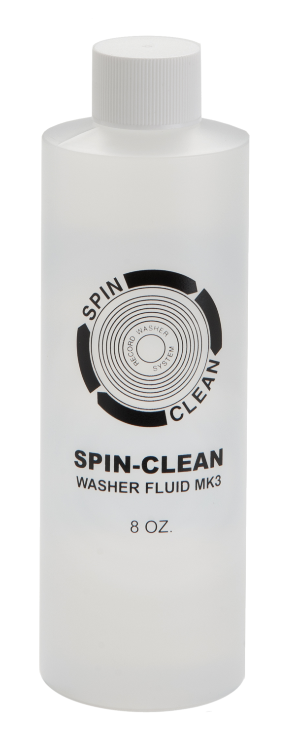 Spin-Clean® 8 oz. Bottle Record Washer Fluid MK3