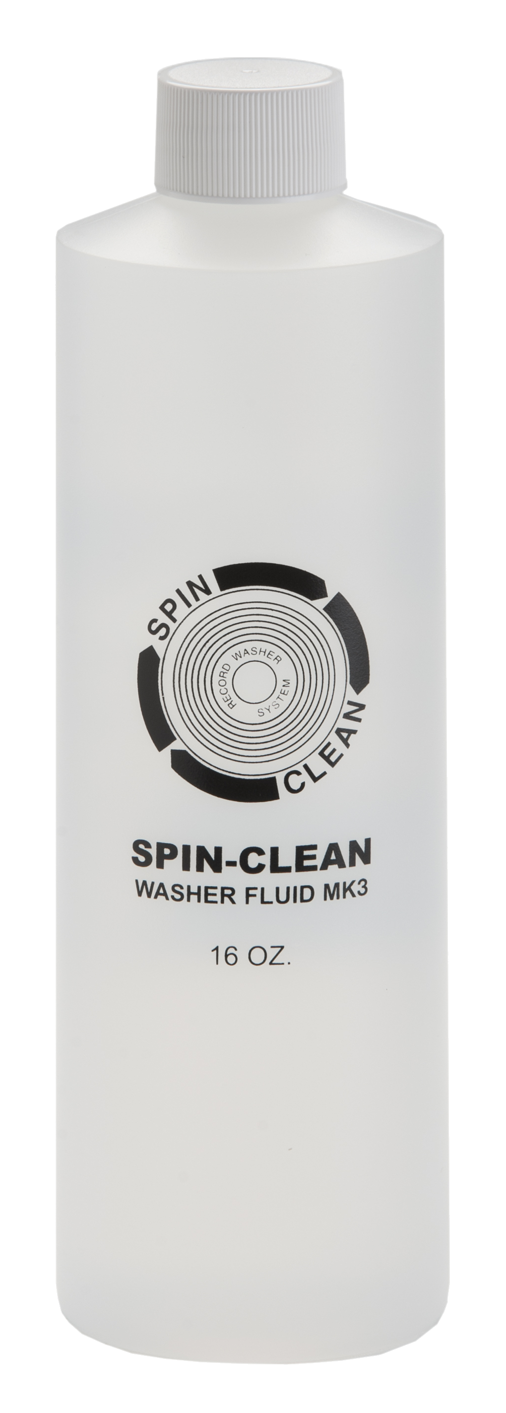 Spin-Clean® 16 oz. Bottle Record Washer Fluid MK3 SC-16OZ