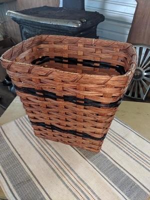 Amish Handmade Medium Toy Basket