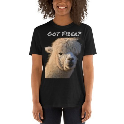 Alpaca Love with this Fiber Tee
