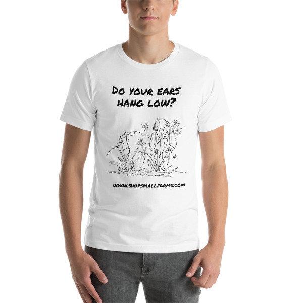 Goat Life Short-Sleeve Unisex T-Shirt