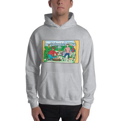Sustainability Conference Hooded Sweatshirt