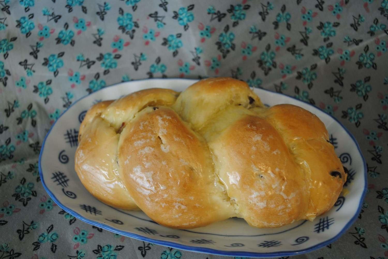 Finnish Nisu Bread (Island Falls, Maine Pickup ONLY)