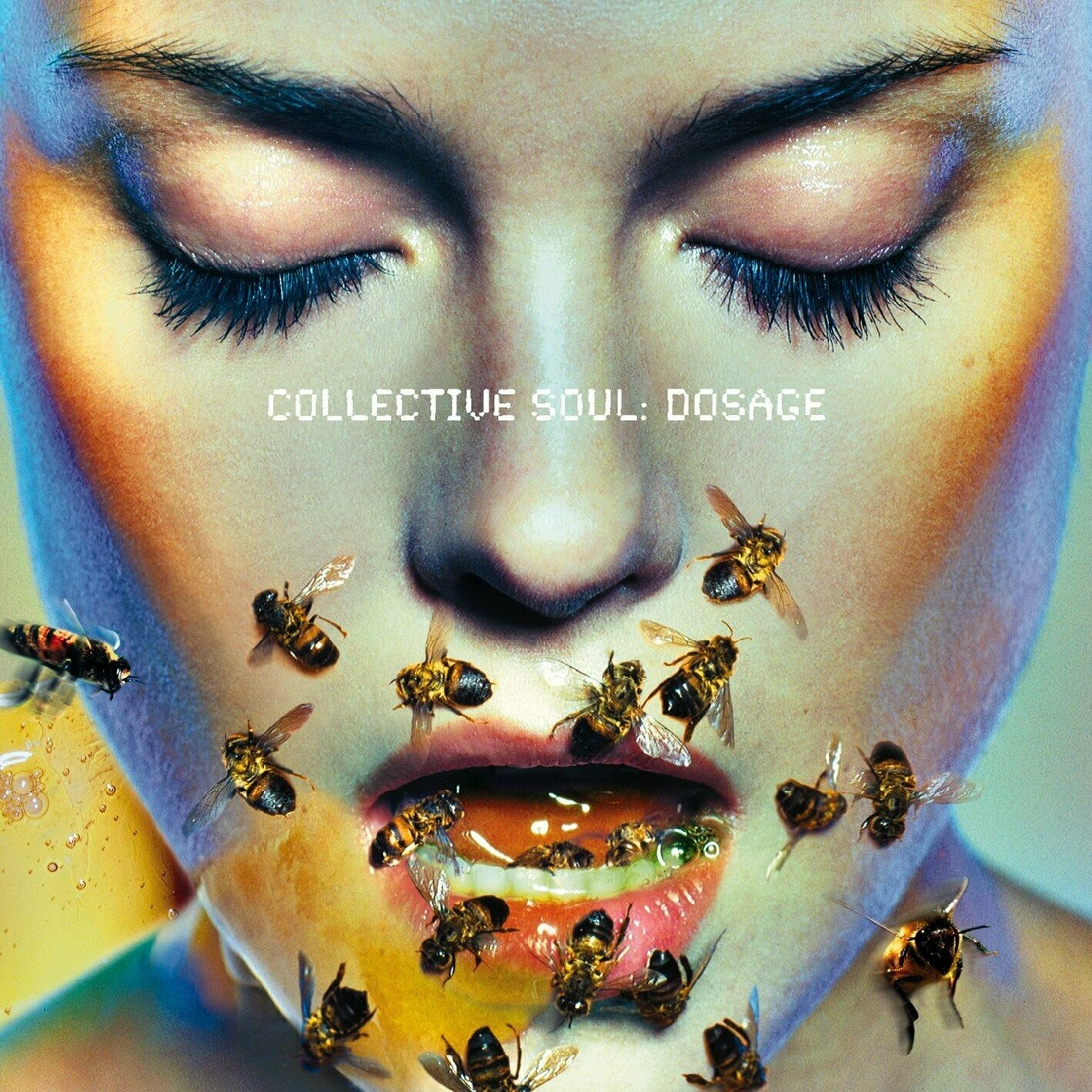 Collective Soul ~ Dosage ~ CD (Used) Like New Promotional Copy