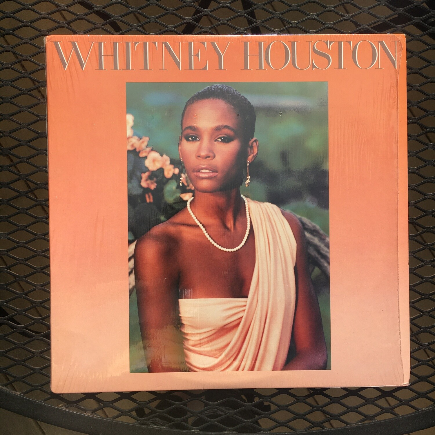 Whitney Houston ~ Self Titled ~ Vinyl LP (Original Pressing) (1985) Arista Records. Excellent Shape. (USED)