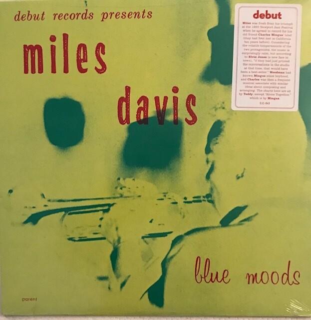 Miles Davis ~ Blue Moods ~ Vinyl LP (New) Sealed