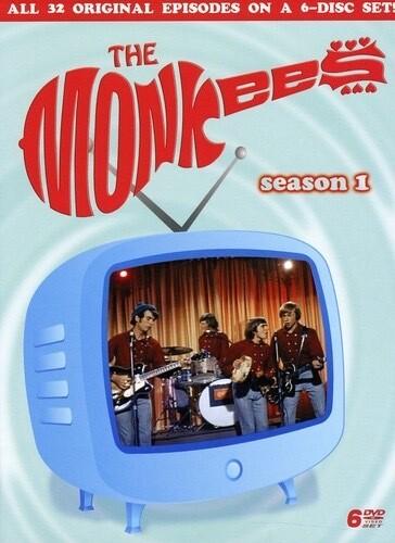 The Monkees ~ Season One 6 DVD Set (New) Sealed