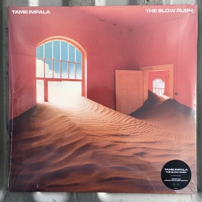 Tame Impala ~ The Slow Rush ~ (NEW) Limited Colored Edition Vinyl LP