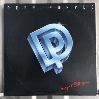 Deep Purple ~ Perfect Stranger ~ (1984) USED Vinyl LP (Original Pressing)