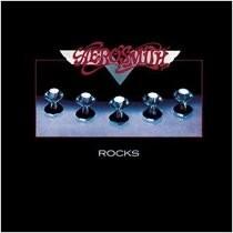 Aerosmith ~ Rocks ~ 180g Vinyl LP (New) Premium Pressing