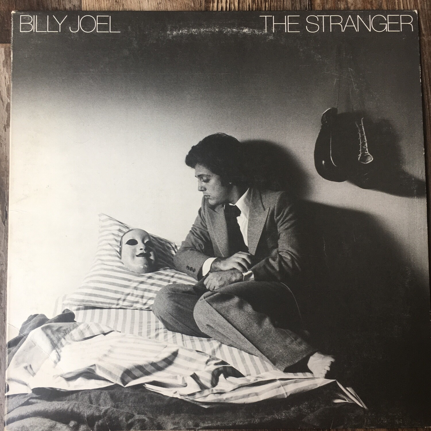 Billy Joel ~ The Stranger ~ Vinyl LP (VG+)