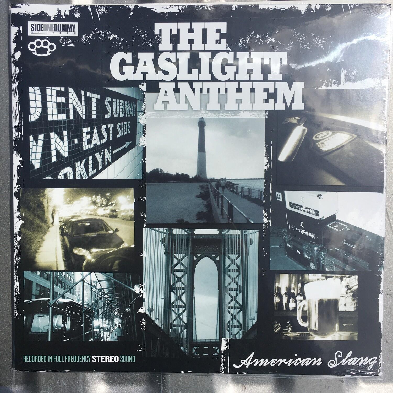 The Gaslight Anthem ~ American Slang ~ (NEW) Vinyl LP
