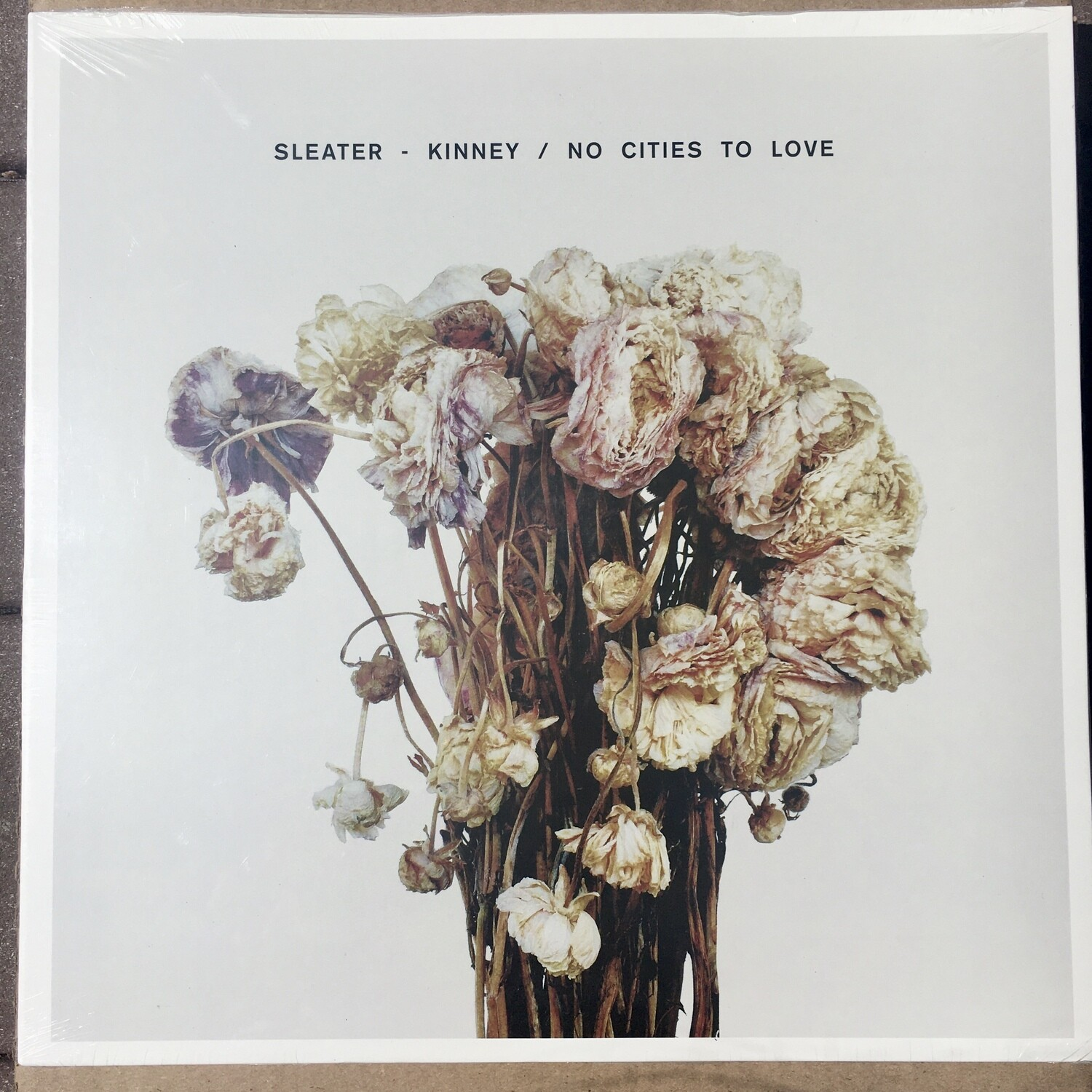 Sleater - Kinney ~ No Cities To Love ~ (NEW) (2015) Vinyl LP