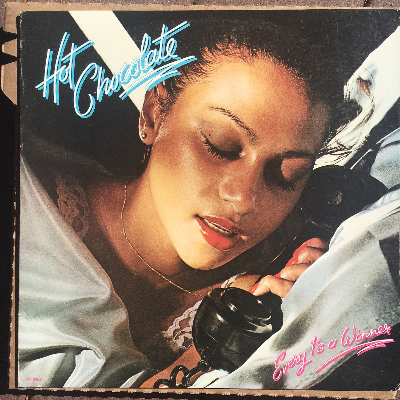 Hot Chocolate ~ Every 1's A Winner ~ (USED) VG Vinyl Record (Original Pressing)