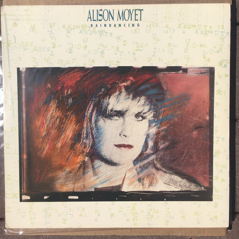 Alison Moyet (Yaz) ~ Rain Dancing ~ (USED) Vinyl LP ~ (1987) Promo Copy