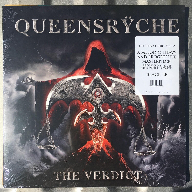 Queensryche ~ The Verdict ~ (NEW) Vinyl LP (2019)
