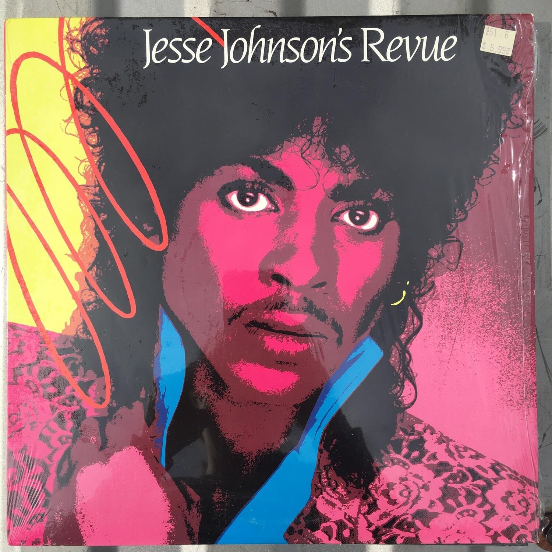 Jesse Johnson ~ Revue ~ (USED) Vinyl LP (VG+)