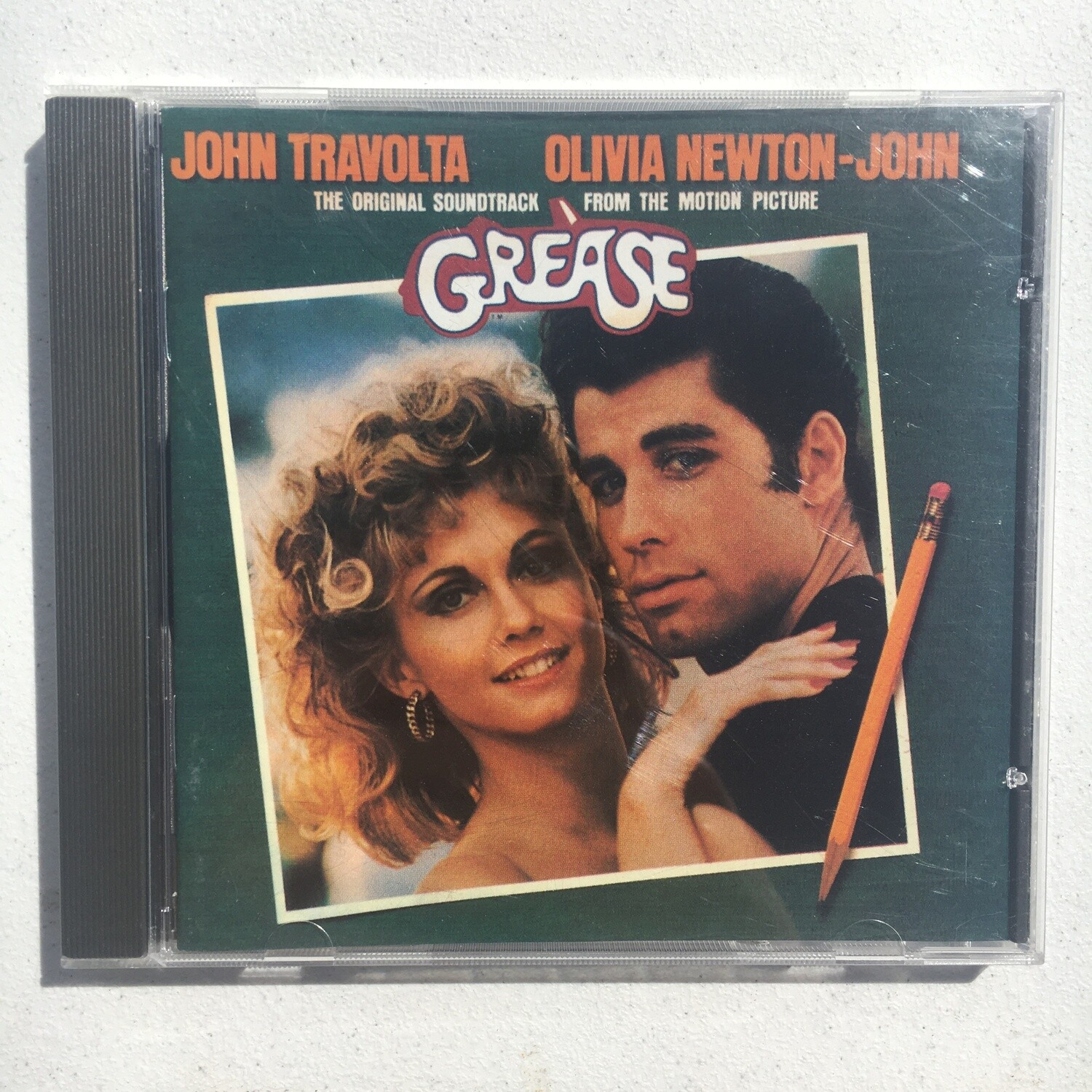 Grease ~ The Original Movie Soundtrack ~ (USED) CD