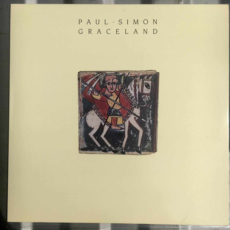 Paul Simon ~ Graceland ~ (USED) Vinyl LP ~ Original Pressing