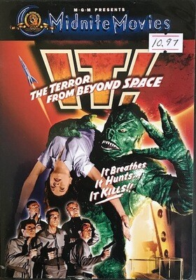 It! The Terror From Beyond Space ~ DVD (Used) Excellent!