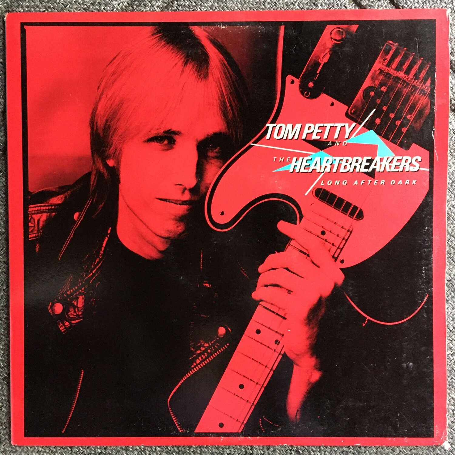 Tom Petty And The Heartbreakers ~ Long After Dark ~(USED) Vinyl LP ~ Original Pressing