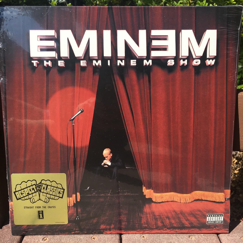 Eminem ~ The Eminem Show ~ (NEW) 2X Vinyl LP