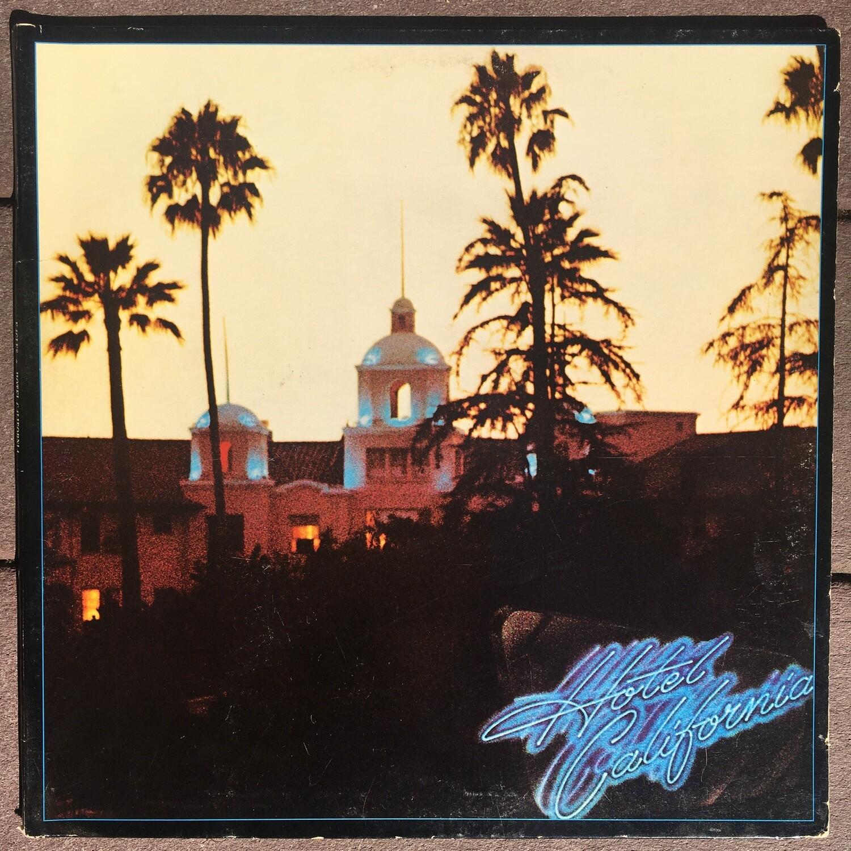 The Eagles ~ Hotel California ~ (USED) Vinyl LP ~ Original Pressing