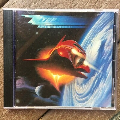 ZZ Top ~ Afterburner ~ (USED) CD