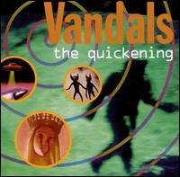 The Vandals - The Quickening Cassette Tape (New) Sealed OOP (Out Of Print)