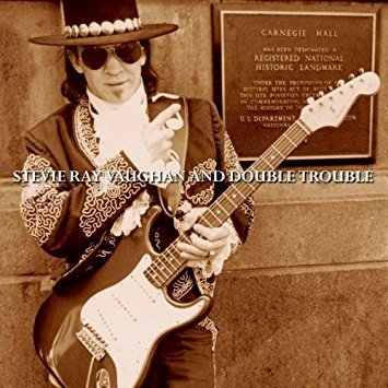 Stevie Ray Vaughan And Double Trouble - Live At Carnegie Hall CD - New (Sealed)