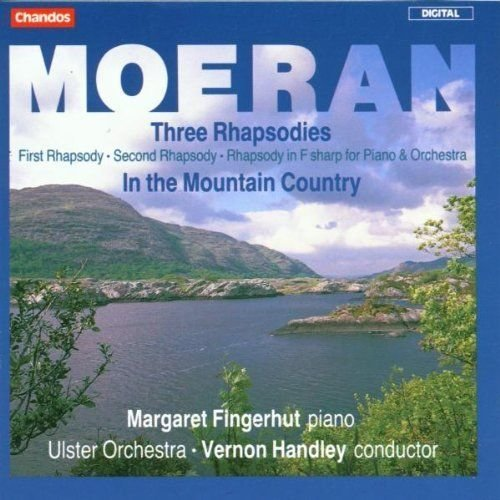 E.J. MOERAN Three Rhapsodies - In The Mountain Country CD (Used) Nearly New.
