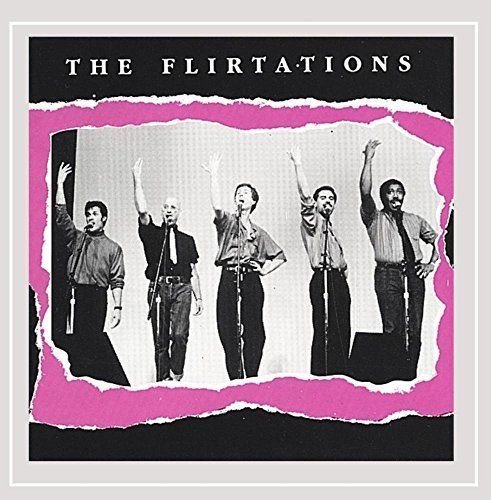 The Flirtations - Self Titled CD (1990) (Used) Excellent