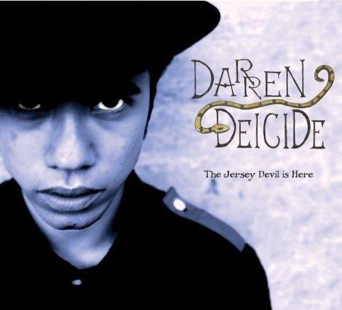 Darren Deicide - Jersey Devil Is Here - Blues CD (New Sealed)