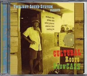 Twilight Sound Systems Presents Cultural Roots Showcase - CD Brand New (Sealed)