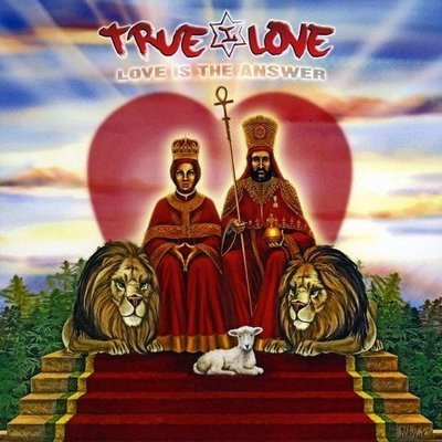 True Love - Love Is The Answer - CD (New) Sealed (2009)