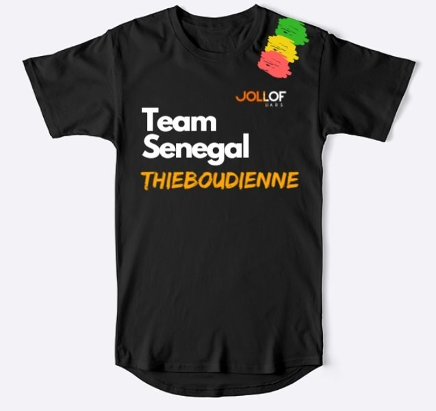 Team Senegal