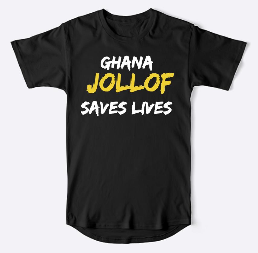 Ghana Jollof Saves Lives