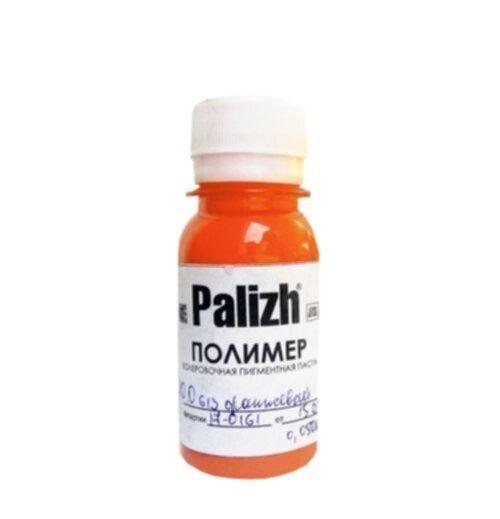 """Оранжевый краситель """"Полимер-О"""" Palizh 50 грамм"""