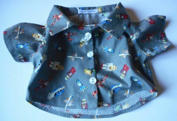 Shirt - vintage toy