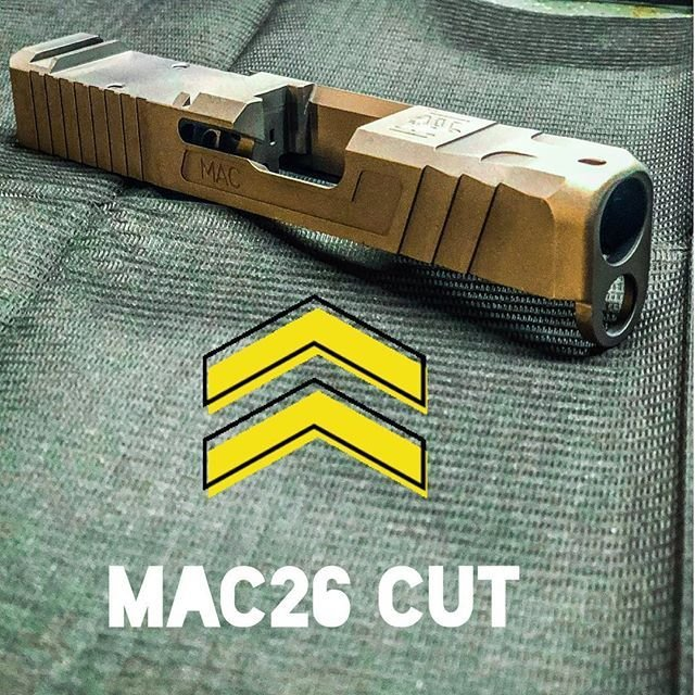 MAC26 Slide Cut
