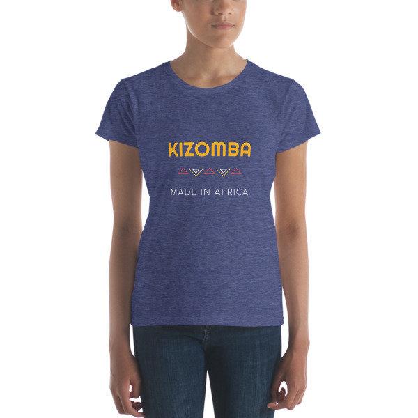331fda4b76bf3f Women's T-shirt - Kizomba Made In Africa