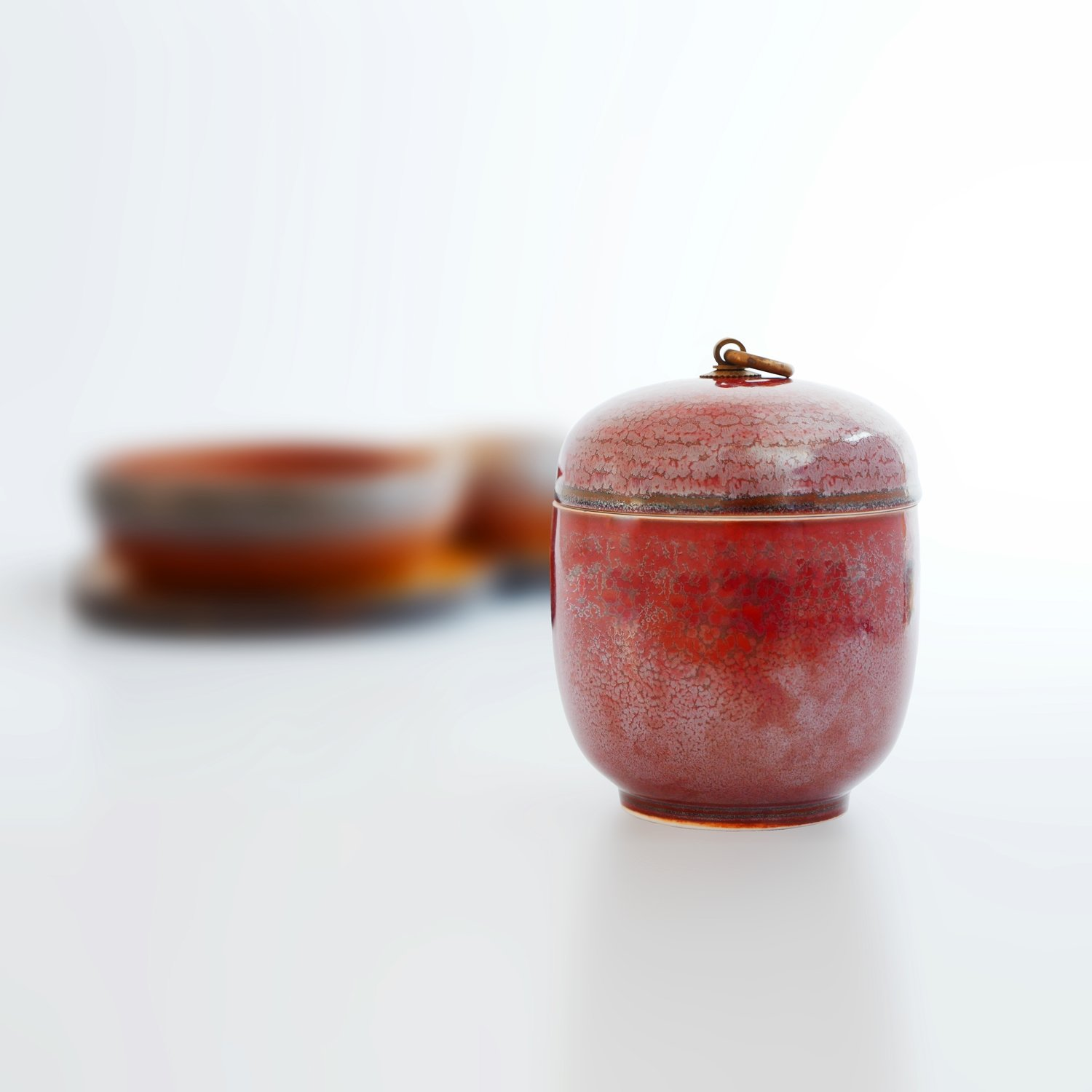 Dripped Crafted Ceramic