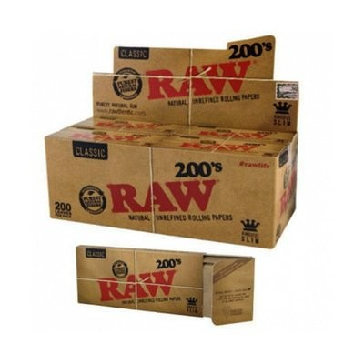Raw 200 King Size Slim
